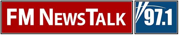 FM News Talk 97.1 Logo